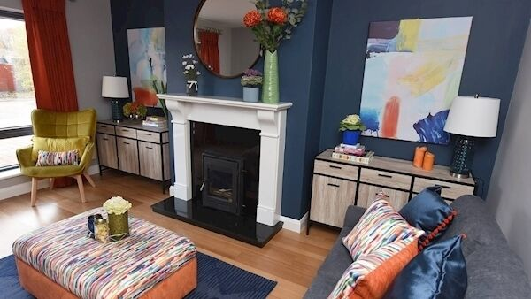Read more about the article Live a life in showhouse hues as colour makes a comeback in Macroom