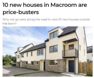 10 New House in Macroom