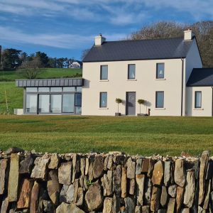Timoleague House. Timoleague, Co. Cork - Coastal Farmhouse Extension Renovation Project.