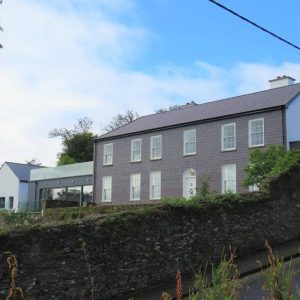 Bow Hall House. Castletownsend, Co. Cork. Historic Townhouse extension renovation project
